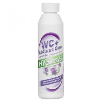 HiGloss WC Abfluss-Deo Lavendel 250ml