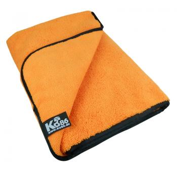 Ko86 Orange XXL Trockentuch 85x60cm 550GSM