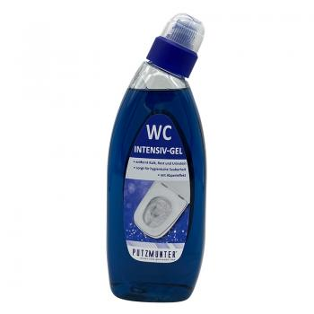 PUTZMUNTER  WC-Intensiv Gel 750ml